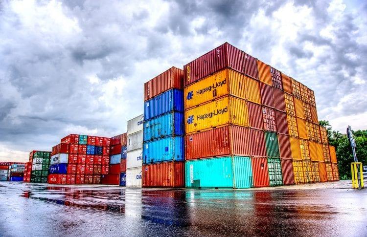 demurrage de container
